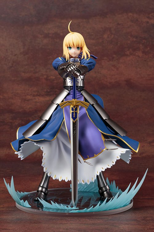 Fate Stay Night Unlimited Blade Works - 1/7 Saber King of Knights PVC Figure