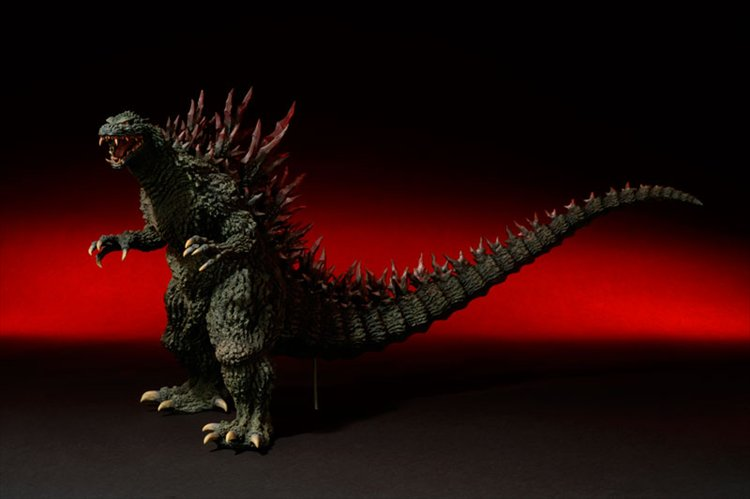 Godzilla - 1999 Version Yuuji Sakai Zoukei Collection Gigantic Series Figure