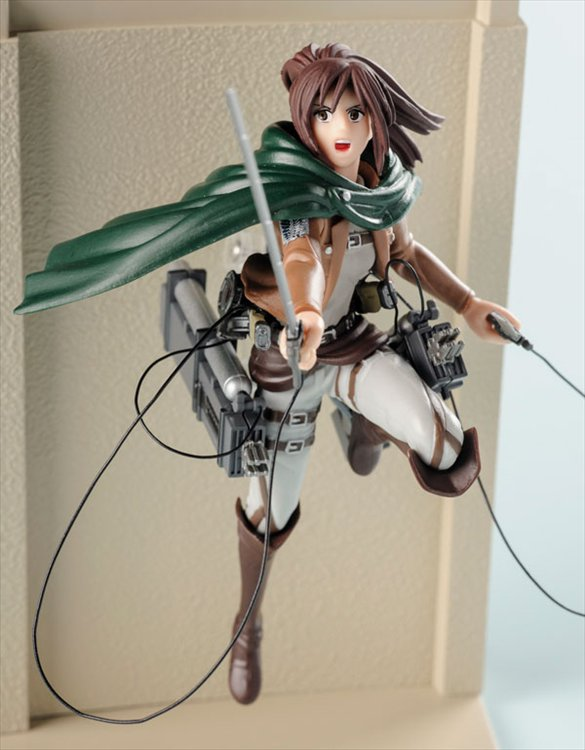 Attack on Titan - Sasha Blouse Monthly AOT Official Figure Collection Volume 6 Figure