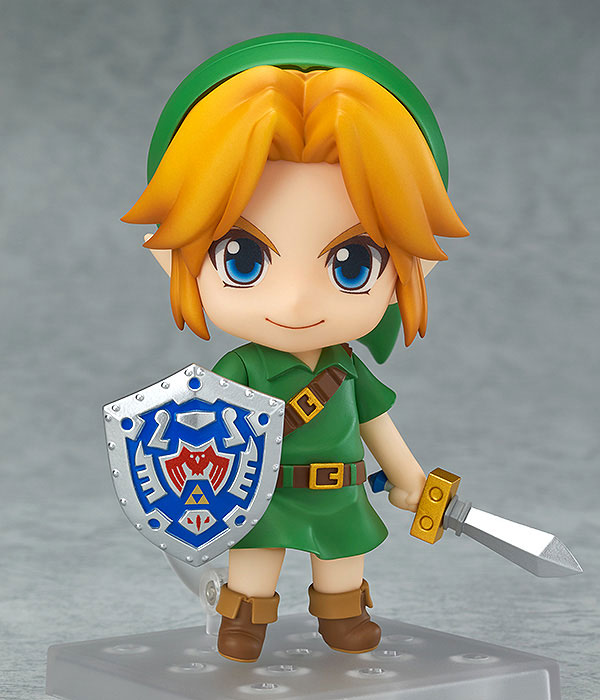 The Legend of Zelda - Link Majoras Mask 3D Version Nendoroid