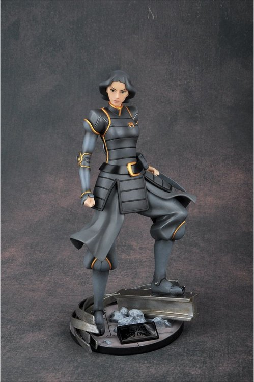 Legend of Korra - Chief Beifong PVC Kit