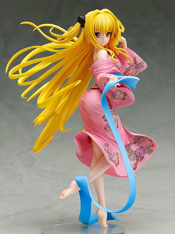 To Love Ru Darkness - 1/6 Golden Darkness Yukata Version PVC Figure