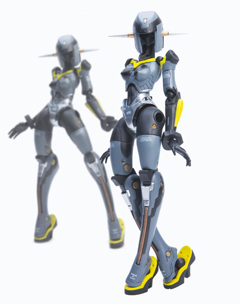 Shinryaku Robo - Ingenu Mobil Movementess Basic Style Data Observation Type Eins Heat Type No.777 Figure