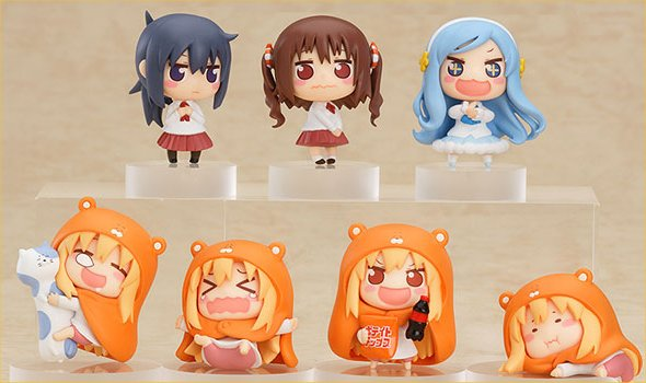 Himouto Umaru Chan - Trading Figure - Single BLIND BOX