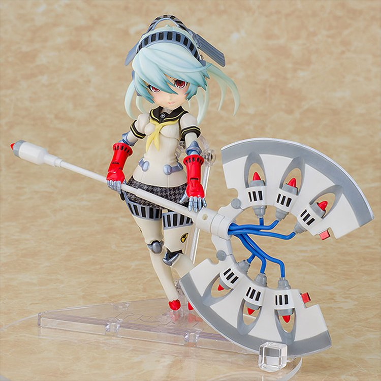 Persona 4 The Ultimate in Mayonaka Arena - Labrys Parform
