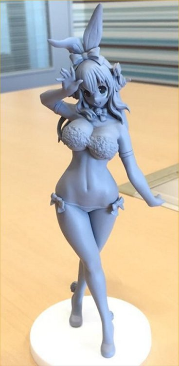 Nitro Plus - Super Sonico Bunny Ears Version B Furyu Figure