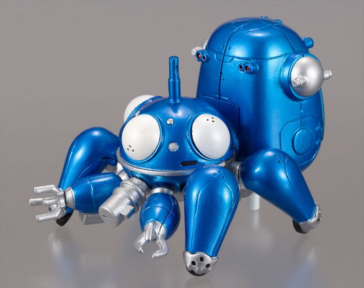 Ghost in the Shell - TokoToko Tachikoma Returns Metallic Version Figure