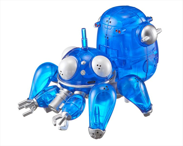 Ghost in the Shell - TokoToko Tachikoma Returns Clear Version Figure