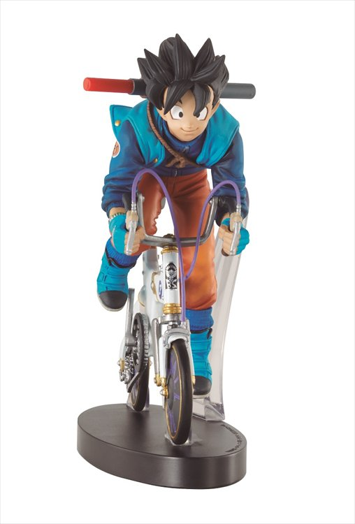 Dragon Ball Resurrection of F - Goku Desktop McCoy Version 2 Figure