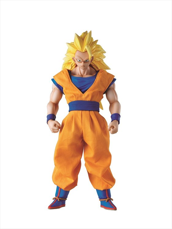 Dragon Ball Z - Super Saiyan 3 Goku Dimension of Dragon Ball PVC Figure