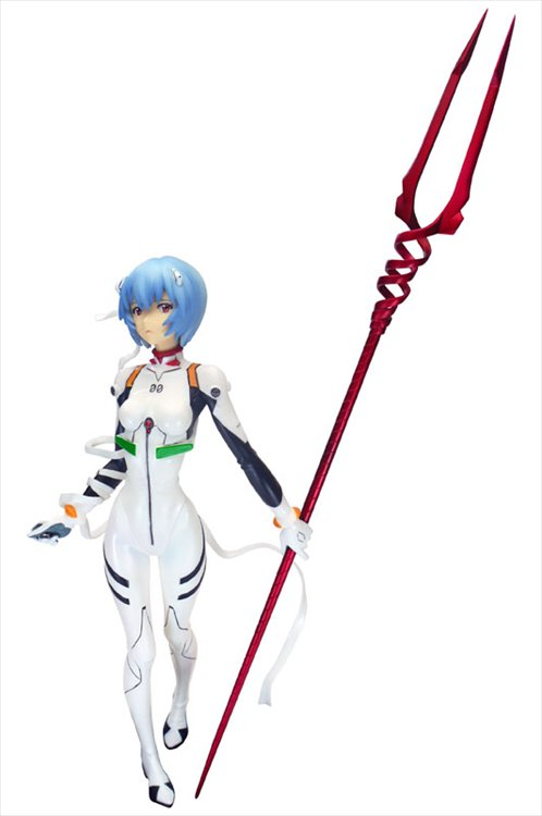 Evangelion 2.0 You Can Not Advance - 1/8 Rei Ayanami Cold Cast Figure Re-Release