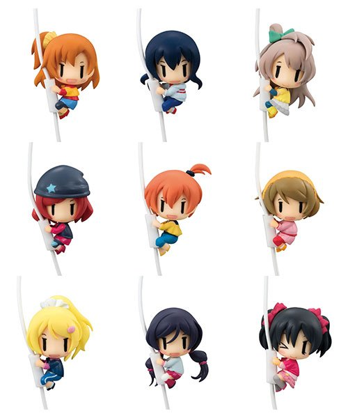 Love Live - Cord Figures - Single BLIND BOX