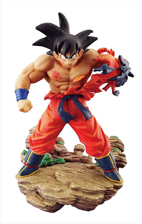 Dragon Ball Super - Goku Dracap Memorial 01 PVC Figure