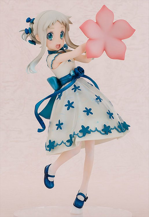 Anohana the Movie - 1/8 Menma Dress Up Chibi Version PVC Figure