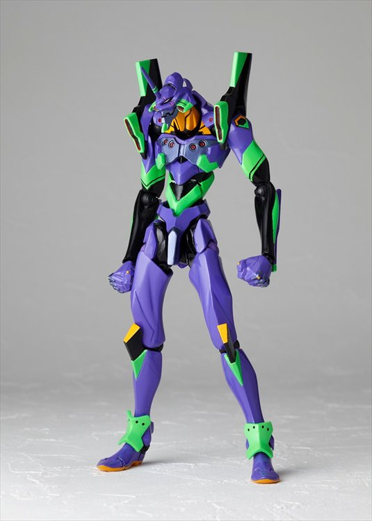 Evangelion 2.0 You Can Not Advance - Test Type 01 LR-048 Figure