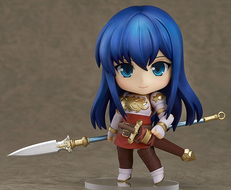 Fire Emblem New Mystery of the Emblem - Heroes of Light and Shadow - Shiida New Mystery of the Emblem Edition Nendoroid