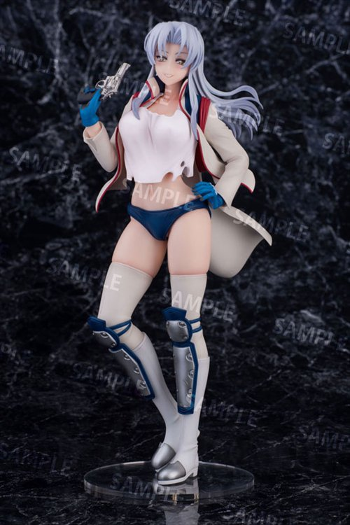 Triage X - 1/6 Mikoto Kiba PVC Figure