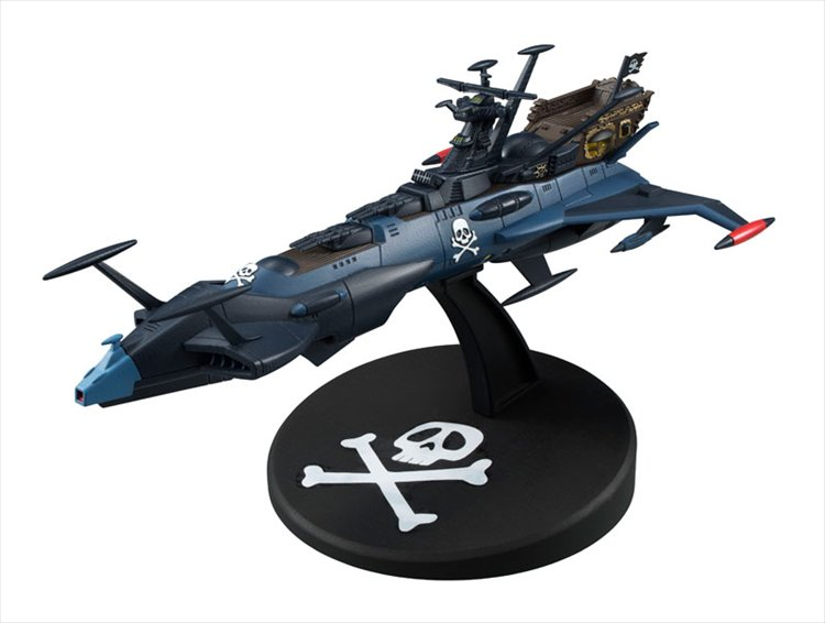 Space Pirate Captain Harlock - Space Pirate Battleship Arcadia Cosmo Fleet Special