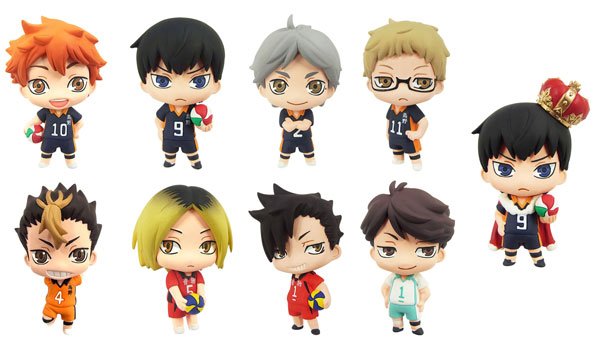 Haikyuu - Color Colle Volume 2 Re-Release - Single BLIND Box