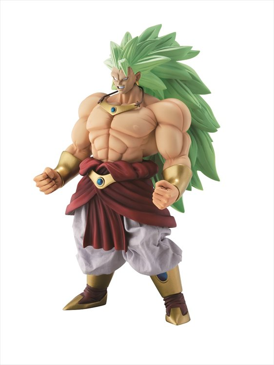 Dragon Ball Z - Super Saiyan 3 Broly DOD PVC Figure