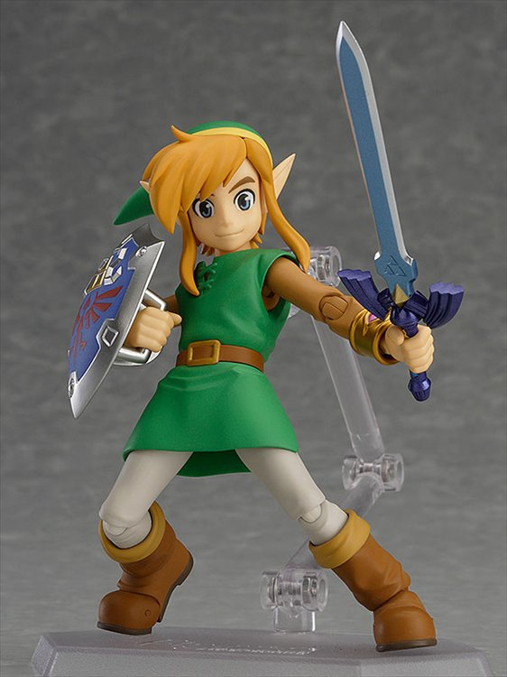 The Legend of Zelda A Link Between Worlds - Link figma