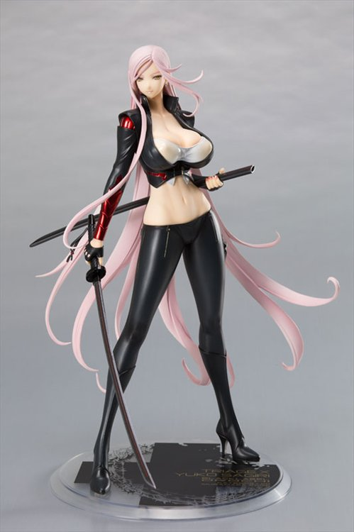 Triage X - 1/7 Yuko Sagiri Darkness Version PVC Figure