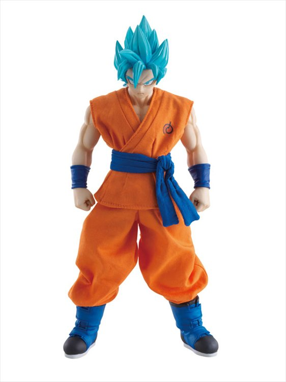 Dragon Ball Super and Resurrection of F - Super Saiyan God Super Saiyan Goku Dimension of Dragon Ball PVC Figure