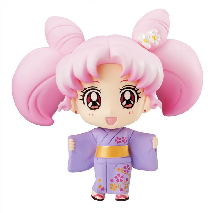 Sailor Moon - Chibi Usagi Yukata Version Petite Chara Figure