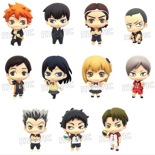 Haikyuu 2 - Trading Figures Volume 4 - Single BLIND BOX