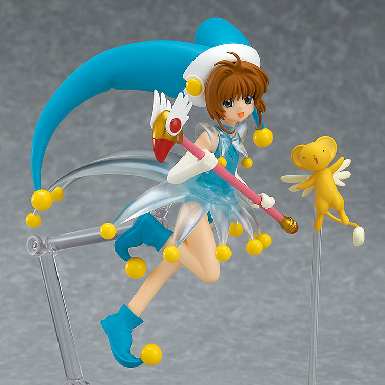 Cardcaptor Sakura - Sakura Kinomoto Battle Costume Version figfix Figure