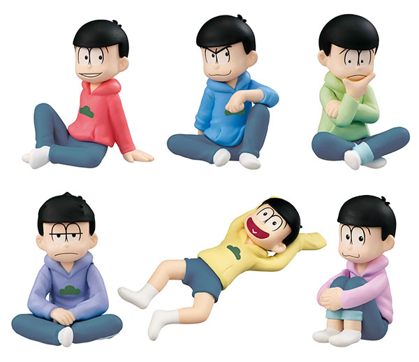 Osomatsu San - Palm Mate Puchi - Single BLIND BOX