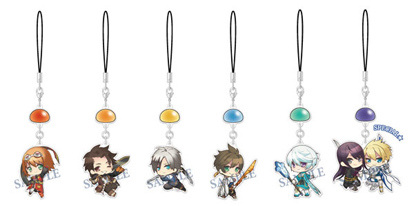 Tales of Series - Yura Yura Charm Collection Vol.2 - Single BLIND BOX