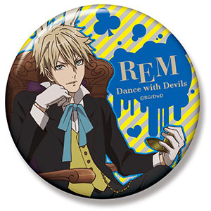 Dance with Devils - Big Can Badge - Rem Kaginuki Ver.2