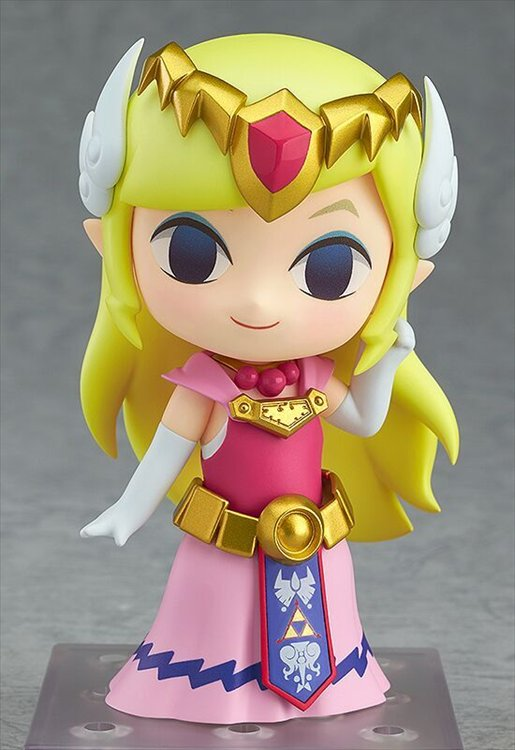 The Legend of Zelda The Wind Waker HD - Princess Zelda Nendoroid