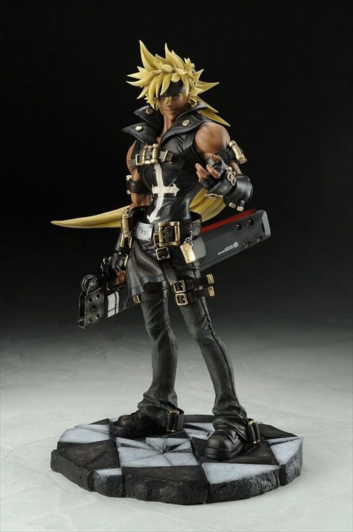 Guilty Gear Xrd Sign - 1/8 Sol Badguy Color 4 Edition PVC Figure