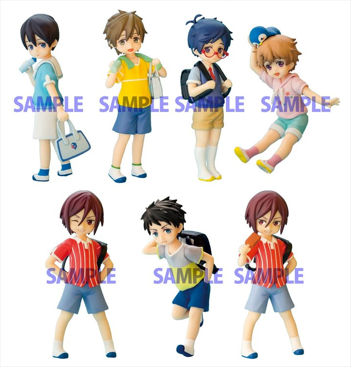 Free Eternal Summer - Toysworks Collection Yontengo Free! Eternal Summer Single BLIND BOX ReRelease