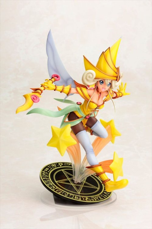 Yu Gi Oh The Dark Side of Dimensions - 1/7 Lemon Magician Girl Ani Statue