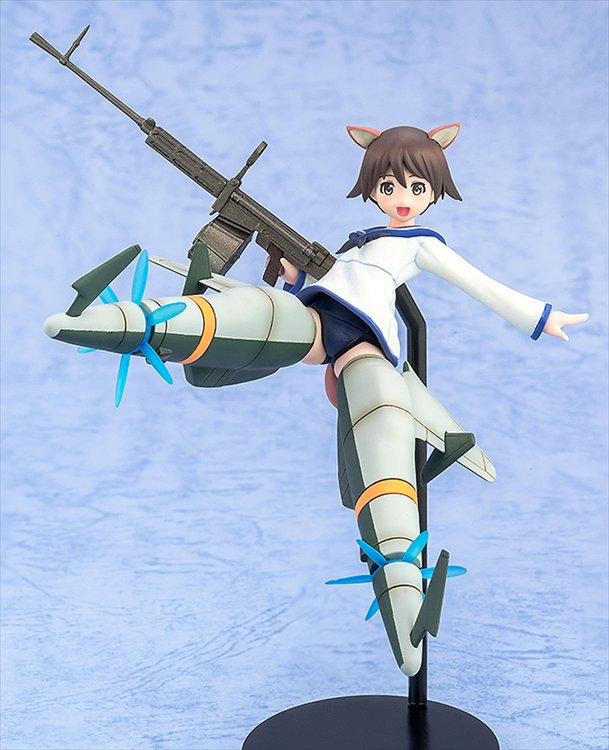 Strike Witches the Movie - 1/20 Yoshika Miyafuji PLAMAX MF-05 Model