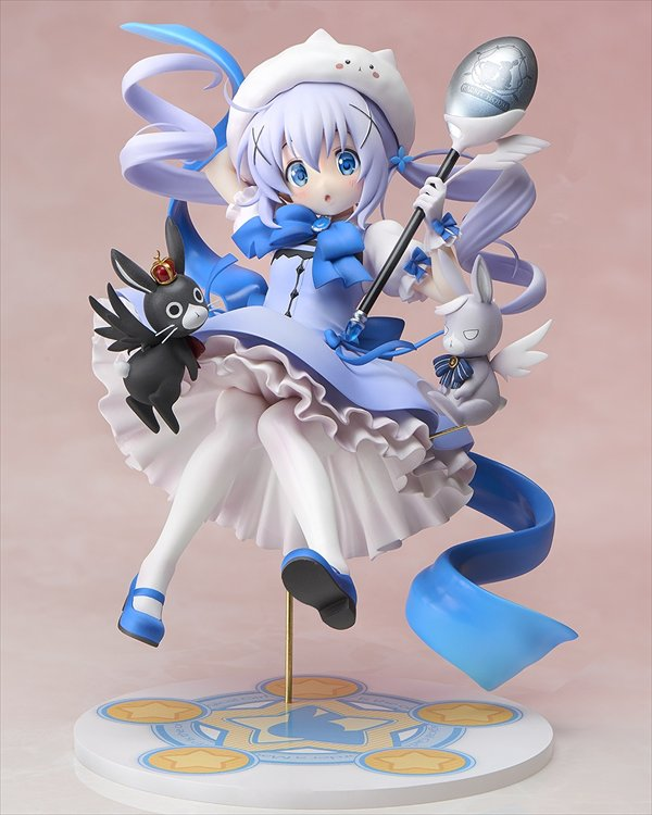 Is the Order a Magical Girl - 1/7 Magical Girl Chino PVC Figure