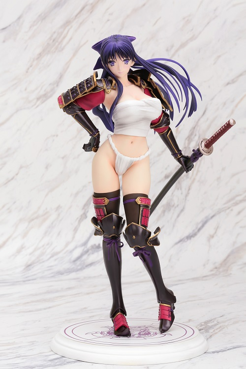 Walkure Romanze More & More - 1/6 Akane Ryuzoji PVC Figure