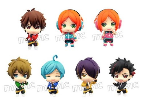 Ensemble Stars - Karakore Trading Figures - Single BLIND BOX