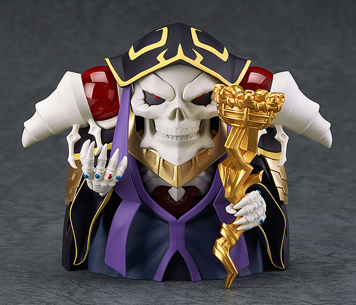 Overlord - Ainz Ooal Gown Nendoroid