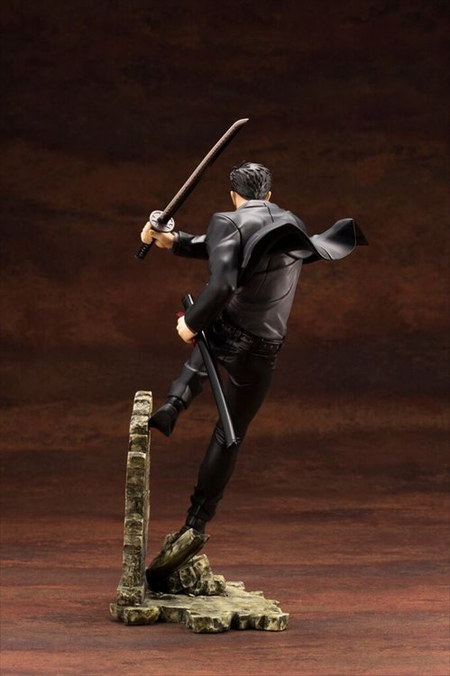 Gangsta - 1/8 Nicolas Brown ARTFX J PVC Figure