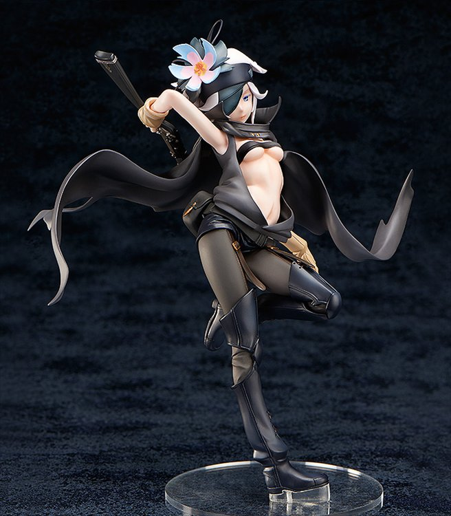 Rokka Braves of Six Flowers - 1/8 Flamie Speeddraw PVC Figure