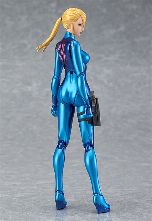 Metroid Other M -Samus Aran Zero Suit Ver. Figma