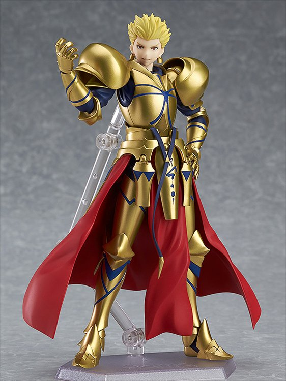 Fate Grand Order - Archer/Gilgamesh Figma