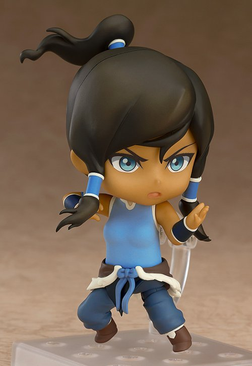 The Legend of Korra - Korra Nendoroid