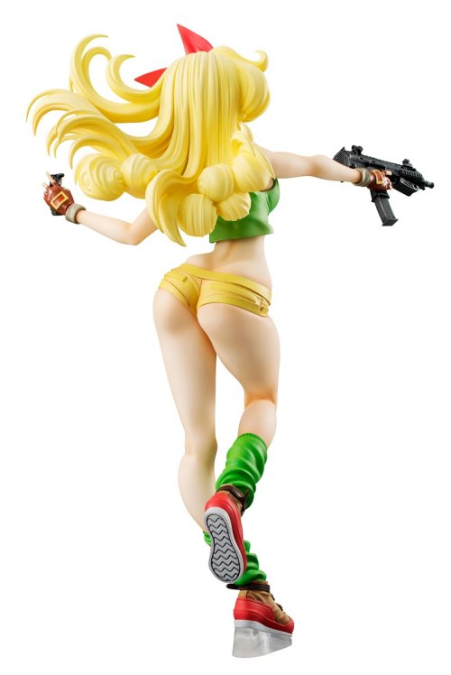 Dragon Ball Gals - Launch PVC Figure