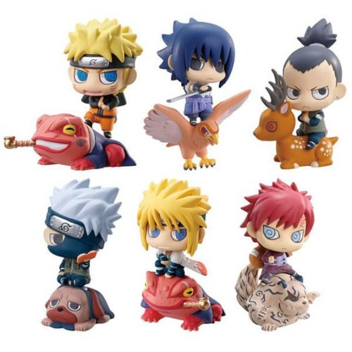 Naruto Shippuden - Kuchiyoseno Jyutsu Petite Chara Land Naruto Single BLIND BOX Re-Release