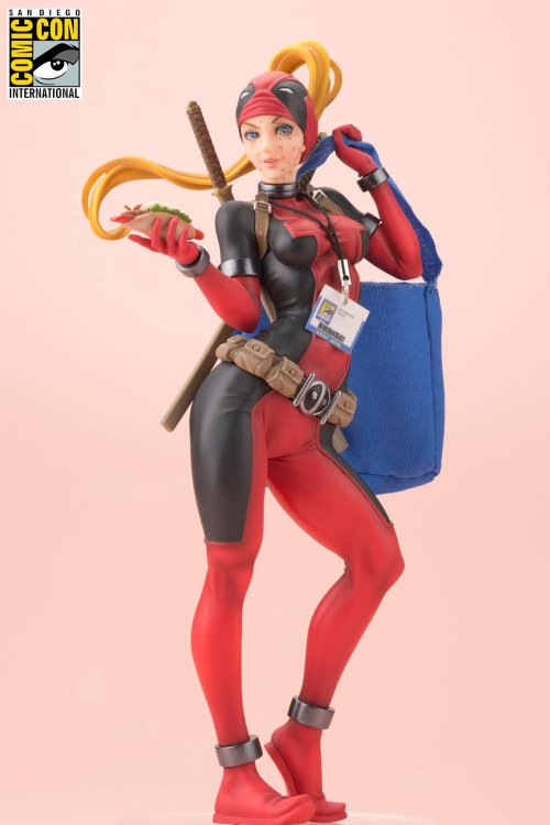 Marvel Bishoujo - 1/7 Lady Deadpool Limited Edition SDCC Exclusive PVC Figure